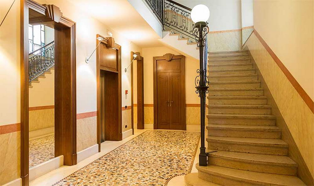 Condominio le scale ed i pianerottoli si presumono di for Arredare pianerottolo scale